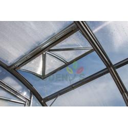 Katuseaknad, õhuavad Kasvuhoone katuseluuk...