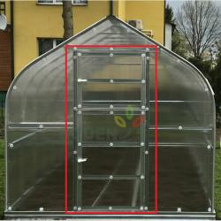 Avalehele Täiendav uks kasvuhoone...