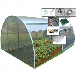 Kasvuhooned Kasvuhoone Botanik Tulpė Smart